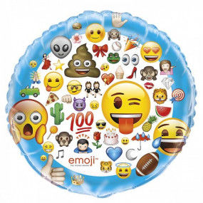 Balão Emojis 86cm