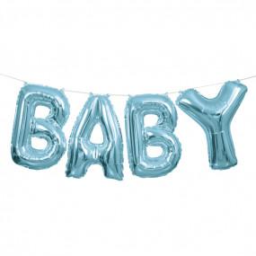 Balão Baby Azul