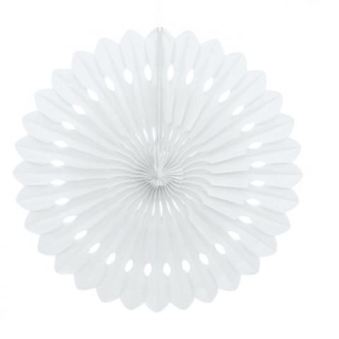 Roseta Branca 40cm