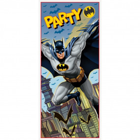 Banner de Porta Batman