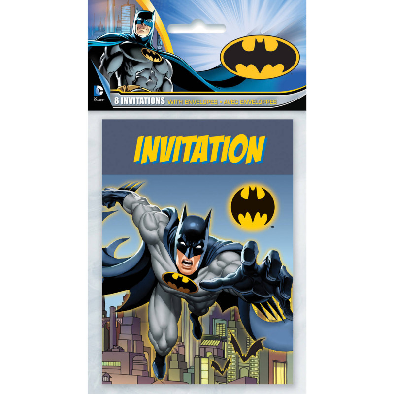 Convites Batman