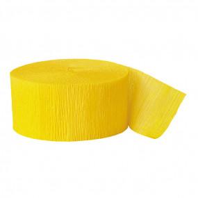 Fita Crepe Amarelo Hot