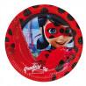 Pratos Ladybug 23cm