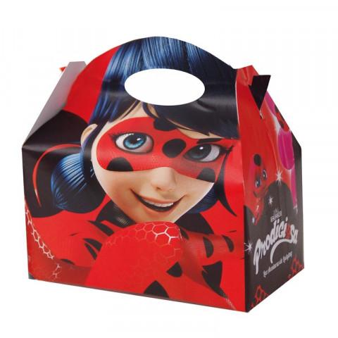 Caixas Ladybug Conj.4