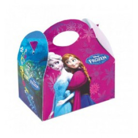 Caixas Frozen pack 4