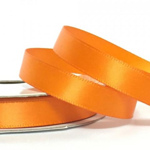 Fita 12mm - cetim laranja