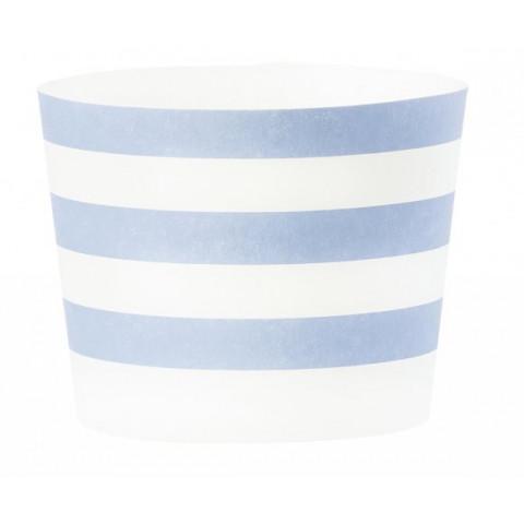 24 Formas Azuis Riscas