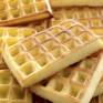 Set 2 formas Waffle / Gofre Lékué