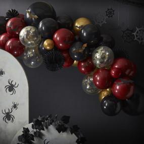 Arco Balões Halloween
