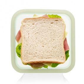 Caixa de Sandwich Reutilizável