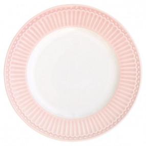 Greengate Prato Pequeno Alice Pale Pink