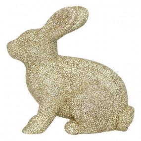 Greengate Mini Coelho Glitter Dourado