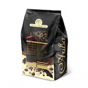 Chocolate Negro 60% Master Martini - 1kg