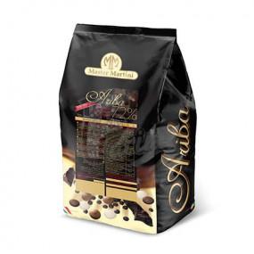 Chocolate negro 72% Master Martini - 1kg