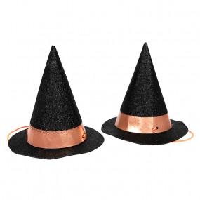 Mini Chapéus de Bruxa