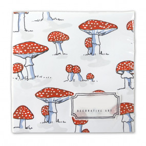 Guardanapos  Cogumelos