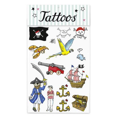 Tatuagens Piratas