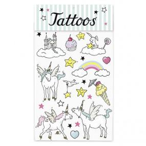 Tatuagens Unicornios