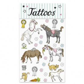 Tatuagens Cavalos
