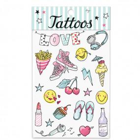 Tatuagens Girl