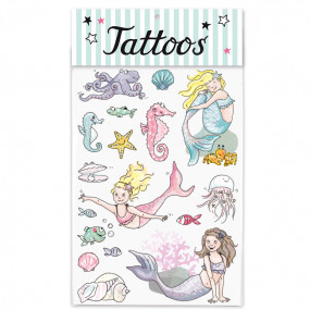 Tatuagens Sereias