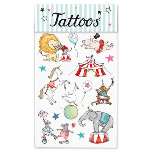 Tatuagens Circo
