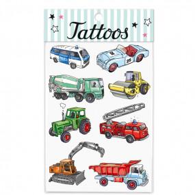 Tatuagens Carros