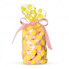Sacos bolas Amarelas