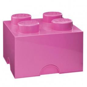Caixa Lego Rosa M