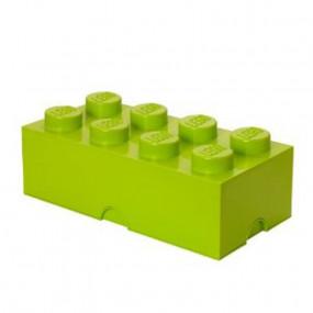 Caixa Lego Verde Alface Grande