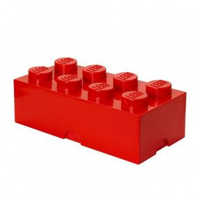 Caixa Lego Vermelha Grande