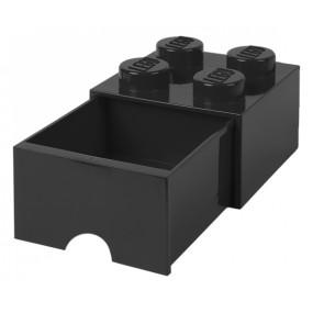 Caixa Lego Gaveta Preta M