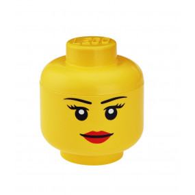 Cabeça Lego Menina P