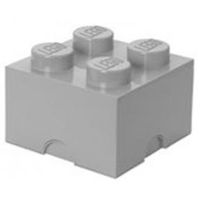 Caixa Lego Cinza M