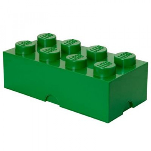 Caixa Lego Verde Grande