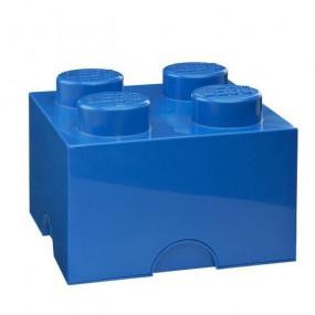 Caixa Lego Azul M