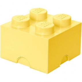 Caixa Lego Amarelo Claro M