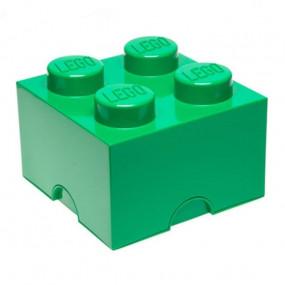 Caixa Lego Verde M