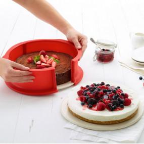 Forma Duo com prato Cerâmica Lékué