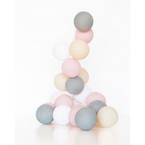 Grinalda Cotton Balls Carlota 10 Bolas