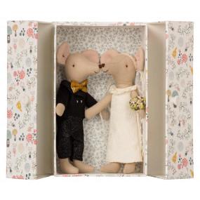 Maileg Ratinhos Casamento