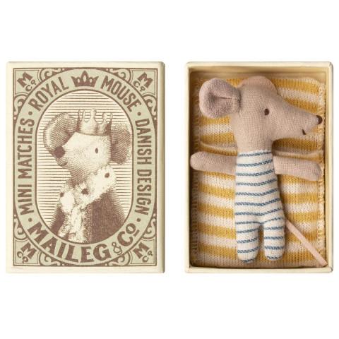 Ratinho Bebé  na Caixa Maileg