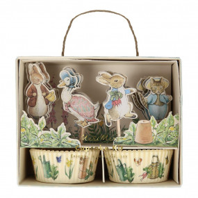 Kit Cupcakes Peter Rabbit