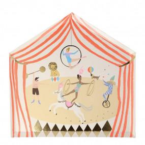 Pratos Circo
