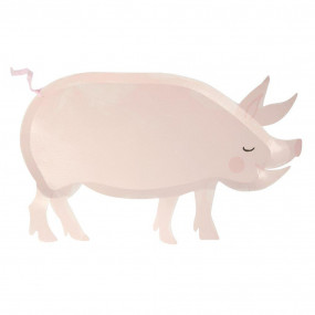 Pratos Porquinho