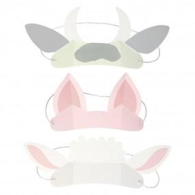 Máscaras Animais Quinta