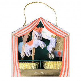Kit Cupcakes Circo