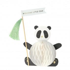 Postal Panda Honeycomb