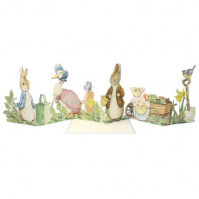 Postal Peter Rabbit
