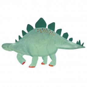 Pratos Travessa Dinossauro